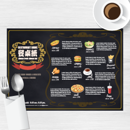 Paper Placemat