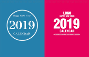 Print100 Desk CalendarA008