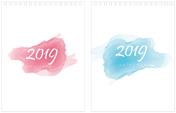 Print100 Desk CalendarA016