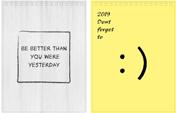 Print100 Desk CalendarA018