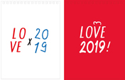 Print100 Desk CalendarA021