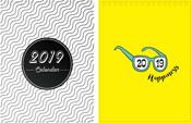 Print100 Desk CalendarA022