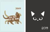 Print100 Desk CalendarA024