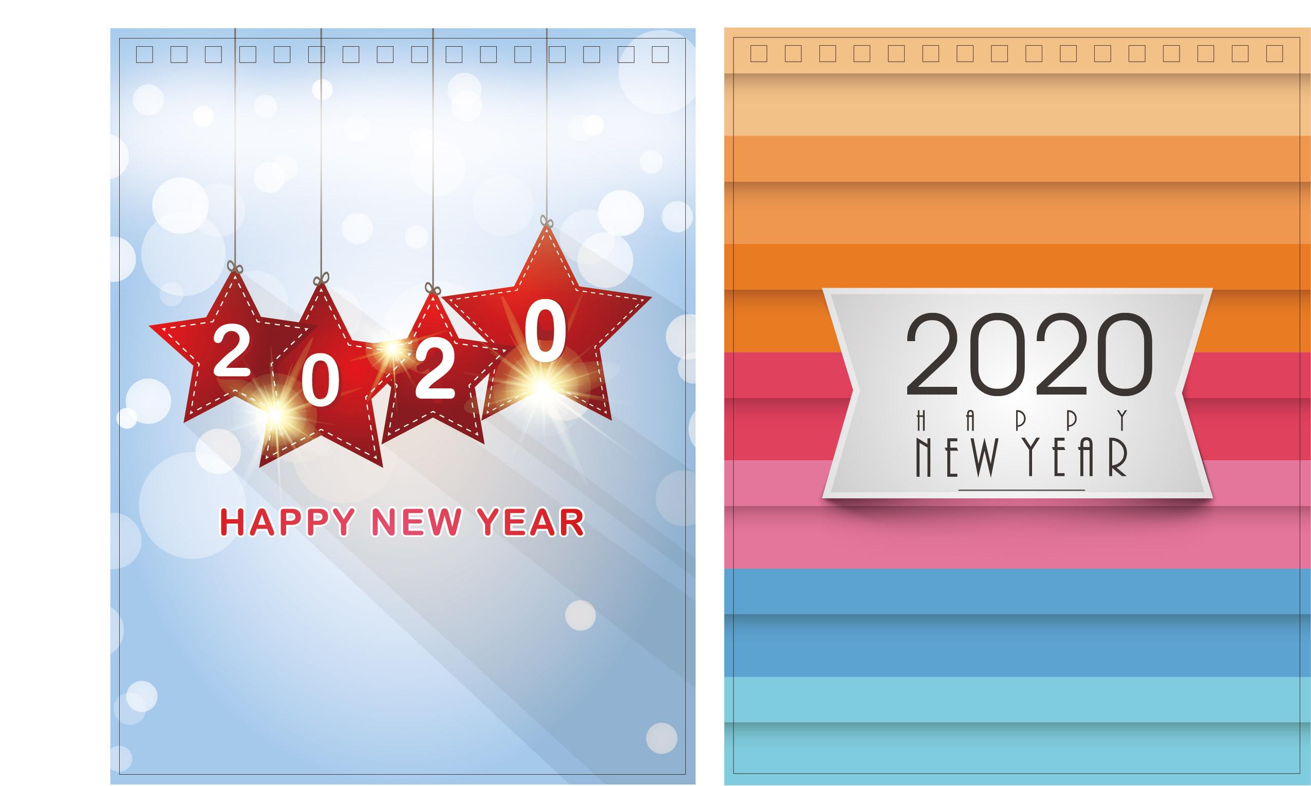Print100 Desk CalendarA006