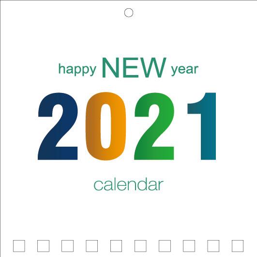 Mini Wall Calendar Cover Design: CC 032