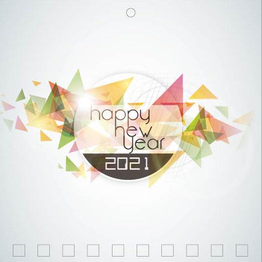 Mini Wall Calendar Cover Design: CC 037