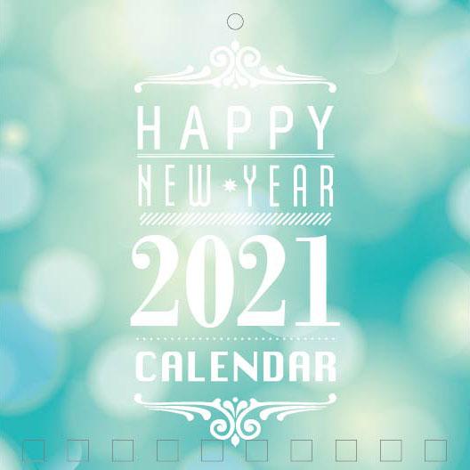 Mini Wall Calendar Cover Design: CC 045