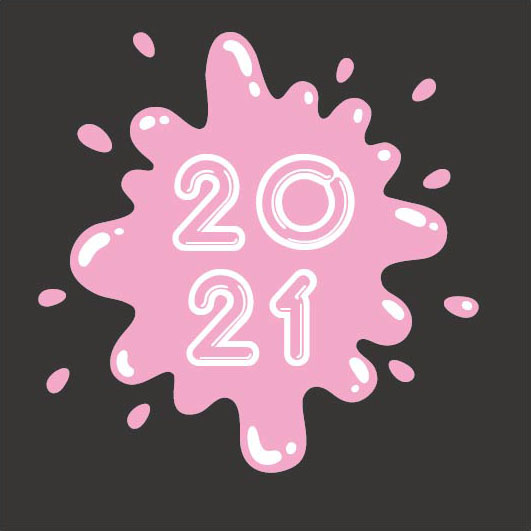 Mini Wall Calendar Cover Design: CC 065