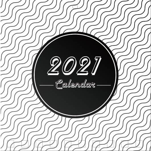 Mini Wall Calendar Cover Design: CC 071
