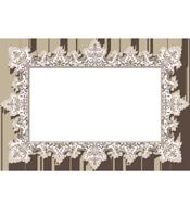 高清道具相框  Foamboard 樣本設計 4呎 x 2呎10吋 設計: 001