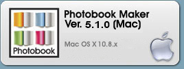 ?祥頠辣銝? Download Photobook Maker Ver. 3.5.0 (Mac)